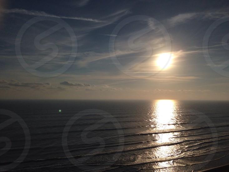 Sun rise.  photo