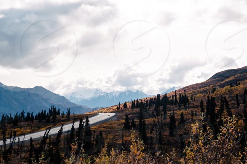 George Parks Highway Alaska photo