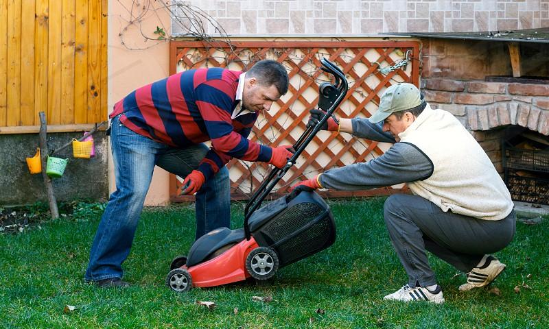 Helping a Neighbor photo