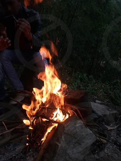 burn like a fire photo