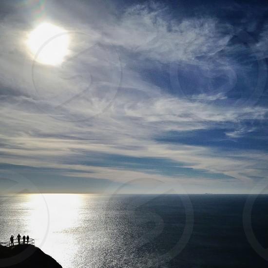 Muir Beach Overlook California photo