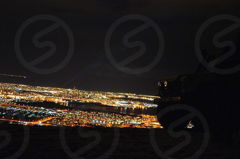 Reykjavik by Night photo