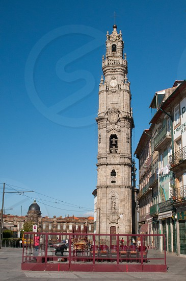Clerigos Church Porto. photo