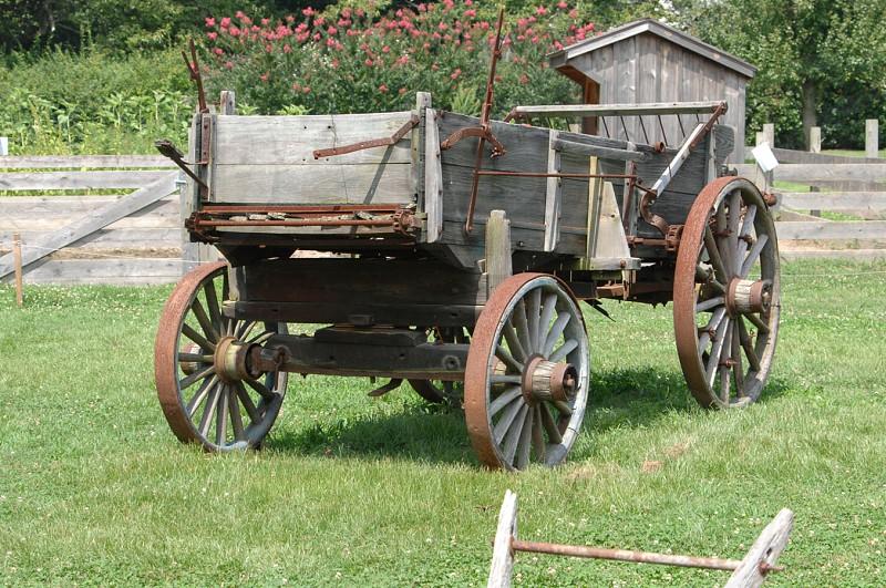 Old Wagon photo