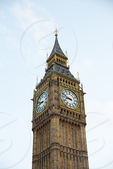 Big Ben London England photo