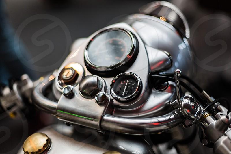 Motorbike photo