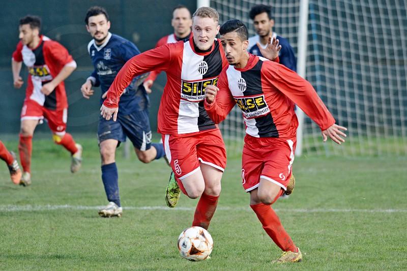 Casteldario Rodengo Saiano Crl Mantova Brescia calcio dilettanti Lombardia photo