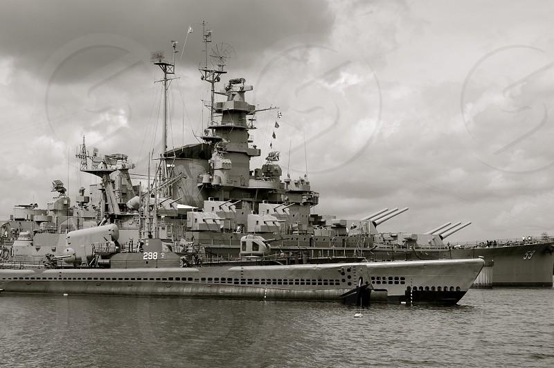 battle ship photo