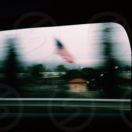 usa flag photo