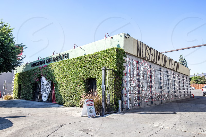 Museum of Death in Hollywood CA photo