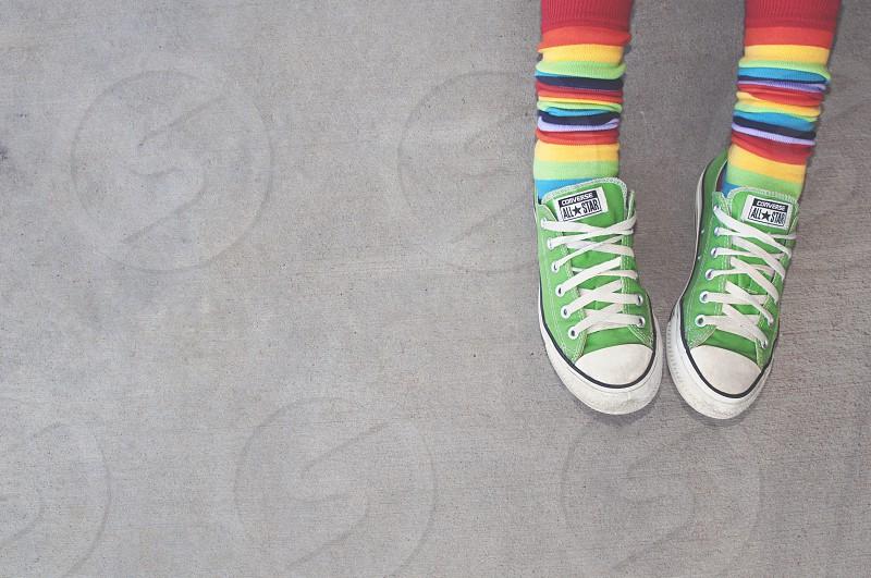 Striped Socks photo