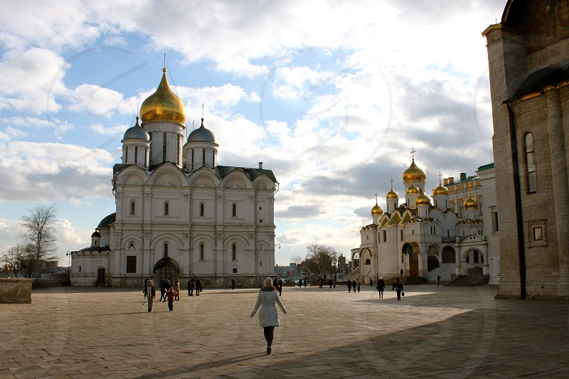 Kremlin Moscow  photo