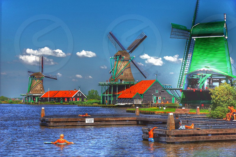 Amsterdam Netherlands  photo