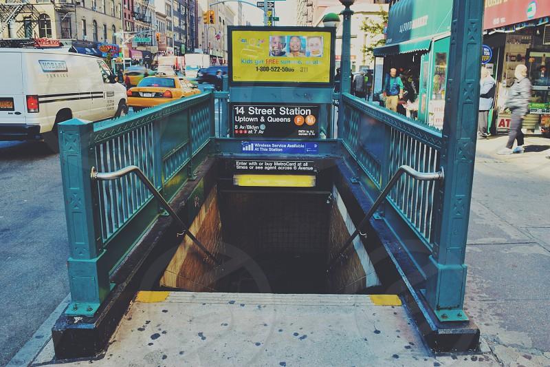 14th street. New York.  photo