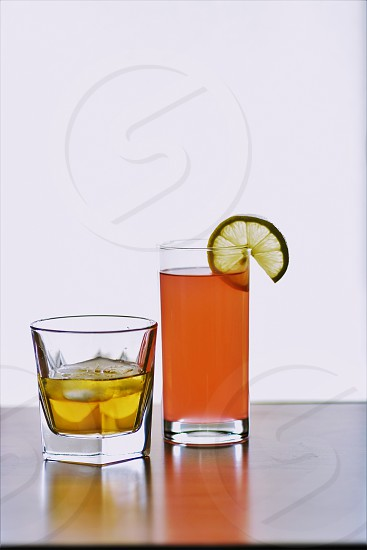 cocktail spirits and wine photo
