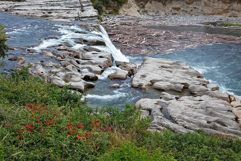 Maruia Waterfall photo
