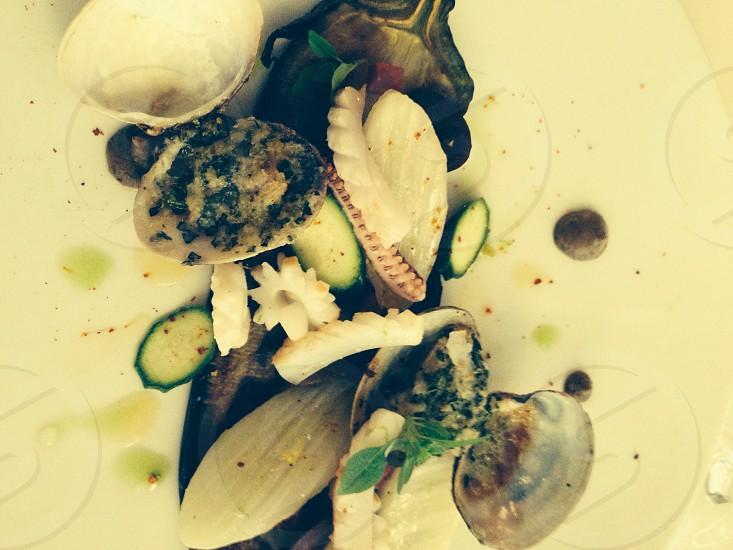 Beautiful seafood photo
