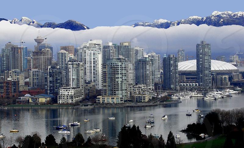 False Creek Downtown Vancouver photo