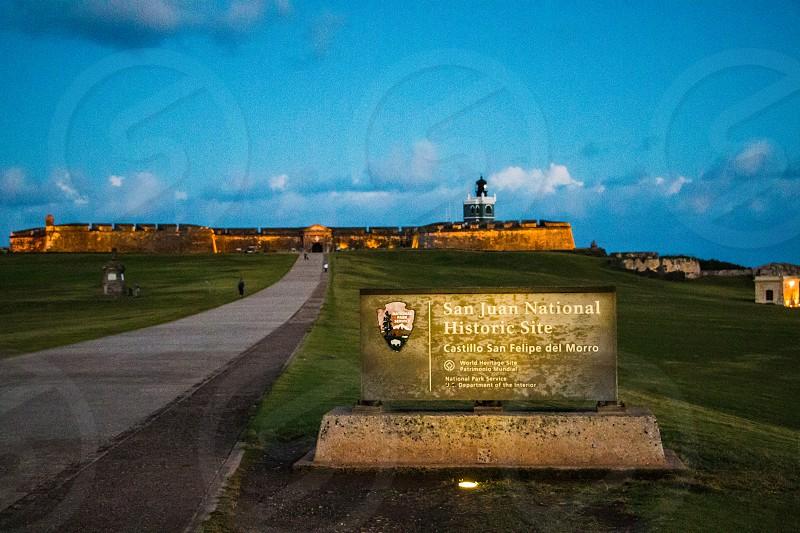 El Morro Fort photo