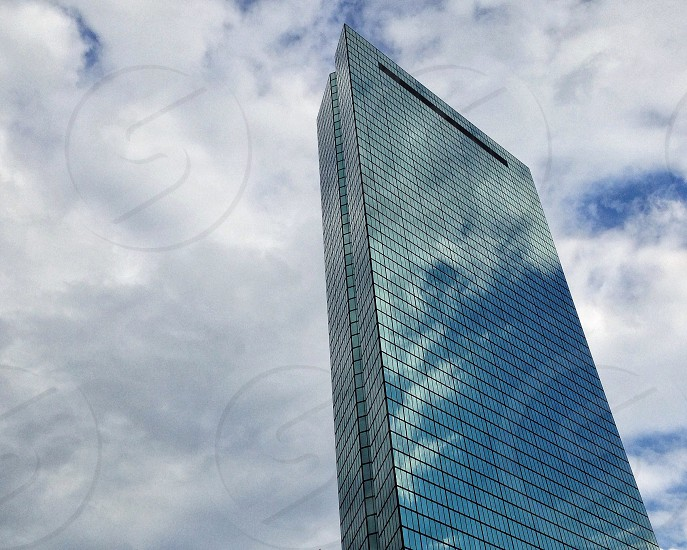 glass skyscraper photo