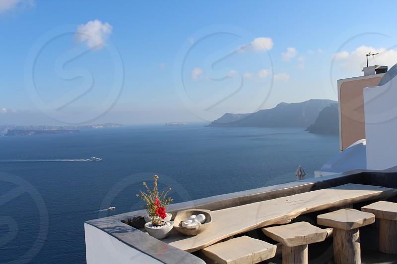 Santorini Hotel Ocean  photo