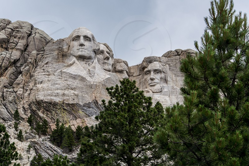 Mount Rushmore! photo