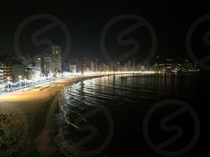 Benidorm Spain photo