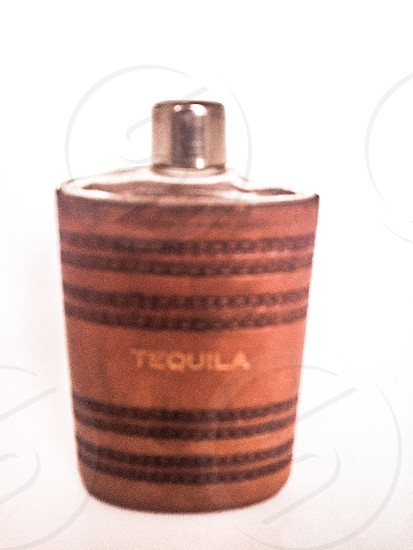 Vintage flask photo
