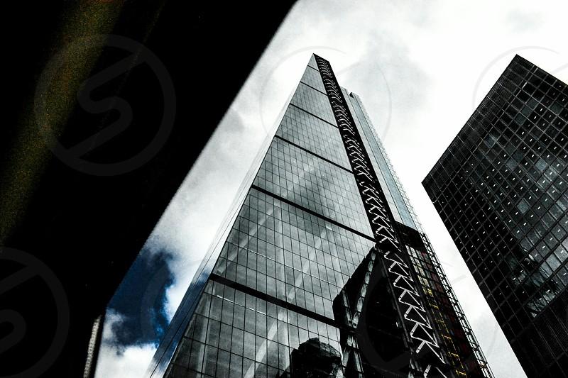 Skyscraper. photo