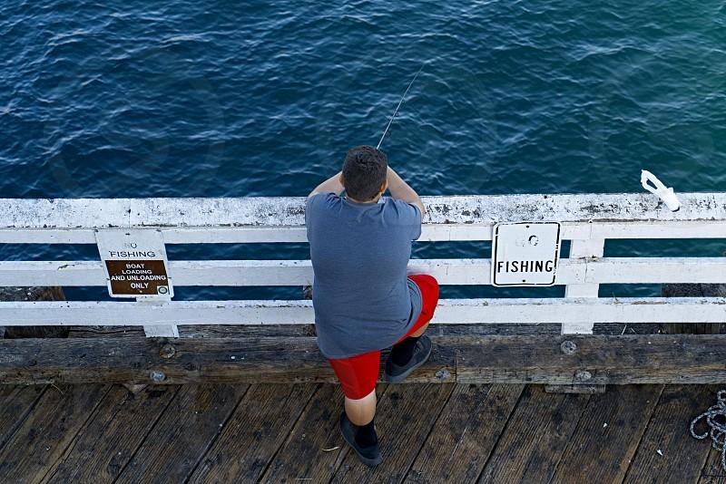 Big boy fishing photo