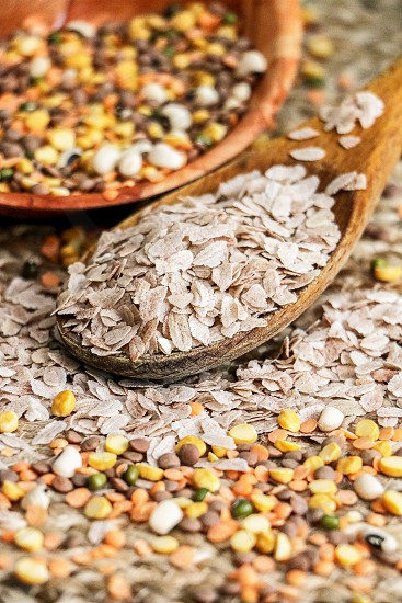 For the love of food...pulseswhole grains foodhealthy  photo