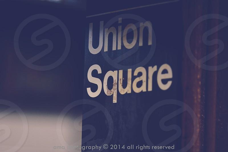 Union Square photo