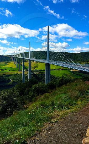 Millau Viaduct photo