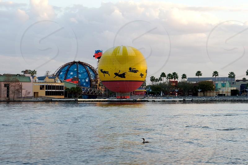 Downtown Disney in Orlando Florida photo