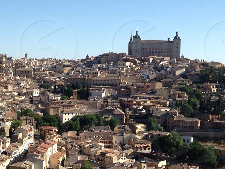 Toledo Spain  photo