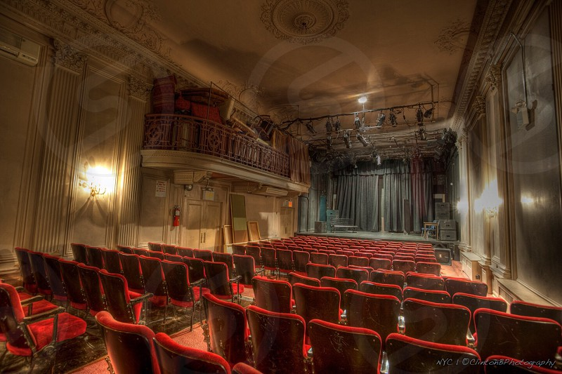 Opera Theater photo illustration photo