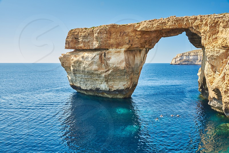Azure Window in Malta photo