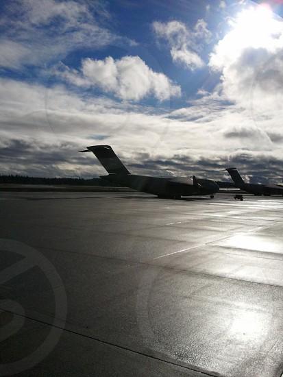 Wet Flightline photo