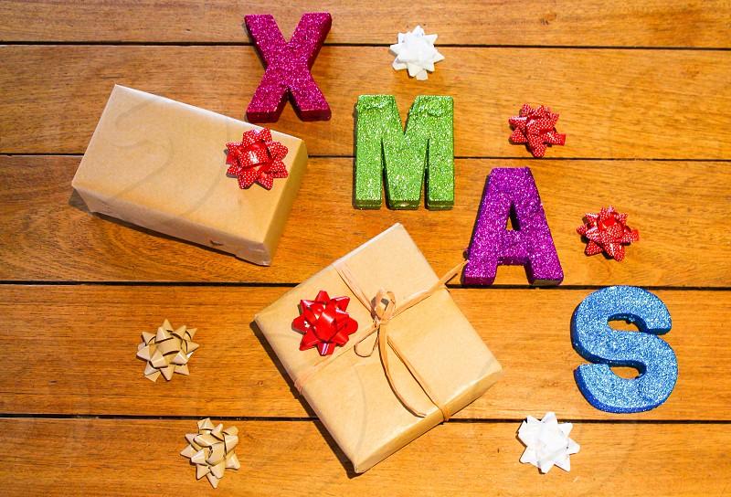 Xmas gifts photo
