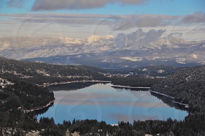 lake view photo photo