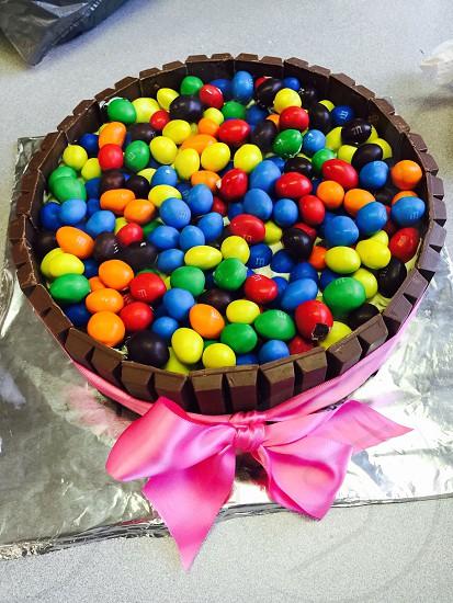 A cake i just made a few weeks ago  photo