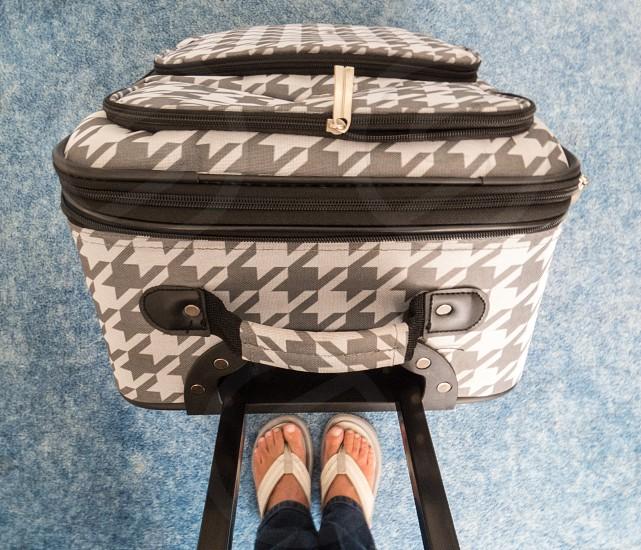 Travel Preparation - Suitcase  photo