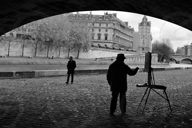 Strolling photo
