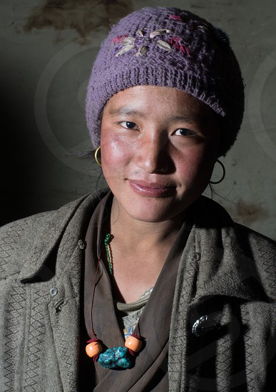 Woman from Phu photo