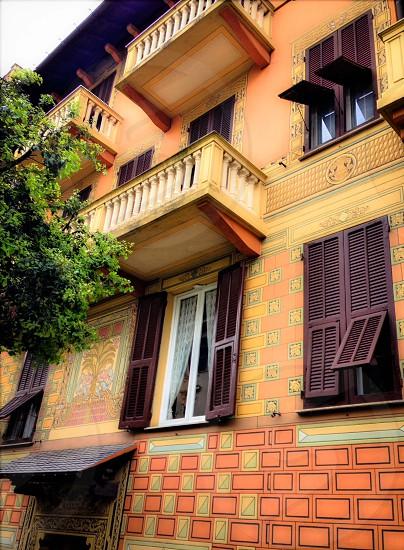 Santa Margherita Building Italy photo
