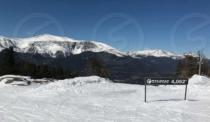 #Mount Washington#wildcat ski resort  photo