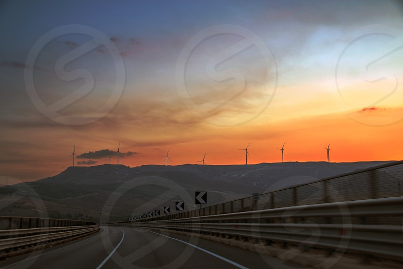 Traveling by car to Sicily photo