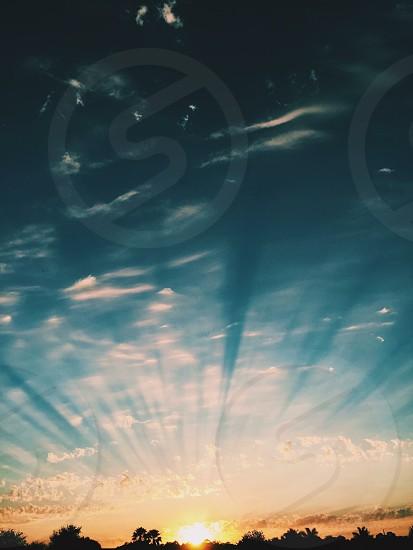 Rays #sunrise  photo