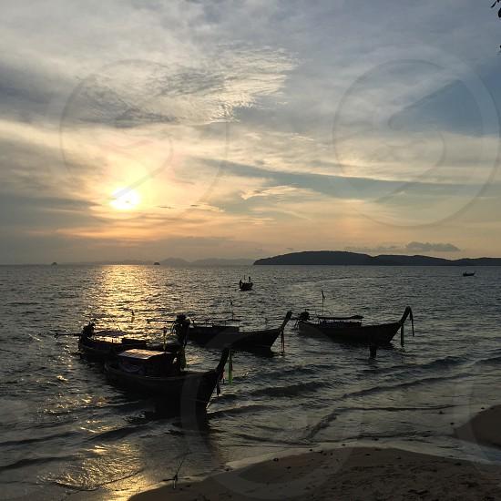 Ao Nang Krabi Province Thailand  photo