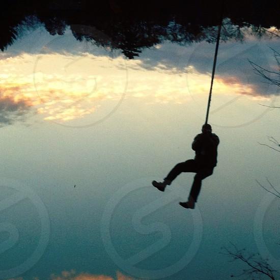 rope swing photo
